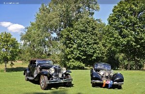 Concours d'Elegance of America at St. John's