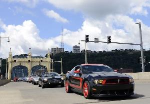 PVGP Downtown Parade & Car Display