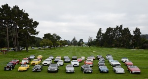 Classic Cars Montery Ca Map Locations Events