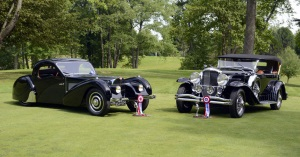 37th Annual Concours d'Elegance of America at St. John's