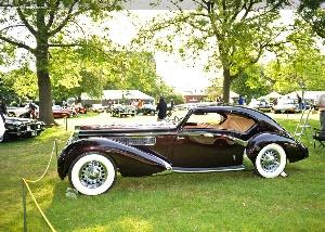 Greenwich Concours - European Cars