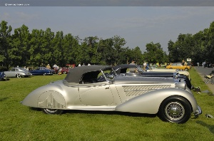32nd Annual Ault Park Concours d^Elegance