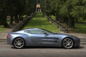 Stunning Aston Martin Line Up Confirmed For Salon Prive 2012