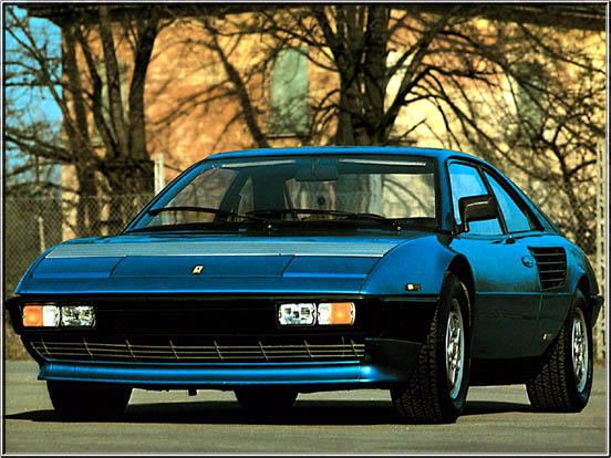 1980 Ferrari Mondial 8 pictures and wallpaper