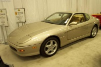 2002 Ferrari 456M GT/GTA image.