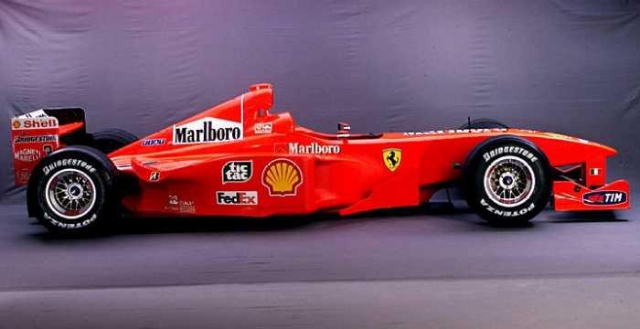 Michael Schumacher Formula 1