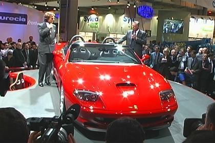2000 Ferrari 550 Barchetta Image