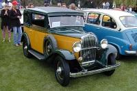 1933 Fiat Balilla image.