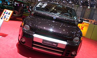 2001 Fiat Multipla pictures and wallpaper