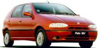 2001 Fiat Palio pictures and wallpaper