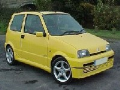 1991-Fiat--Cinquecento Vehicle Information