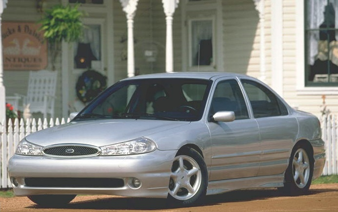1998 Ford Contour SVT Images. Photo ford_countour_svt_puff_04.jpg