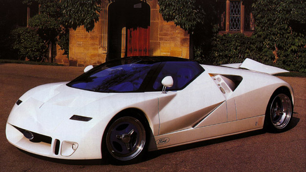 1995 Ford GT90 Concept thumbnail image