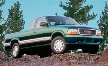 2000 GMC Sonoma pictures and wallpaper