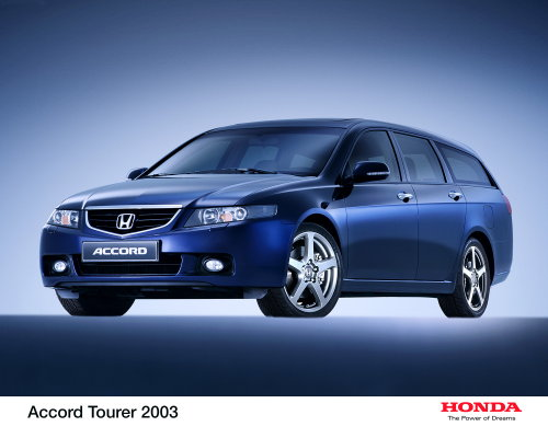 2003 Honda Accord Wagon Pictures, History, Value, Research ...