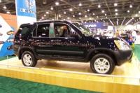 2002 Honda CR-V image.