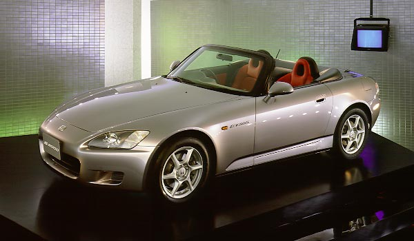1999 Honda S2000  conceptcarzcom