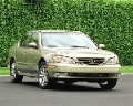 2002 Infiniti I35 pictures and wallpaper