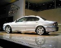 2001-Jaguar--X-Type Vehicle Information