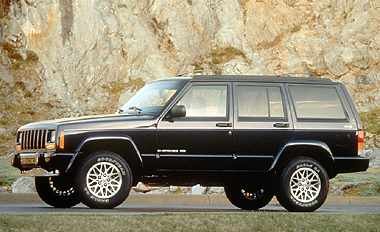 1996 Jeep Cherokee pictures and wallpaper