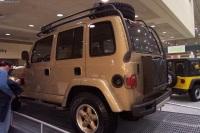 Jeep Dakar Concept
