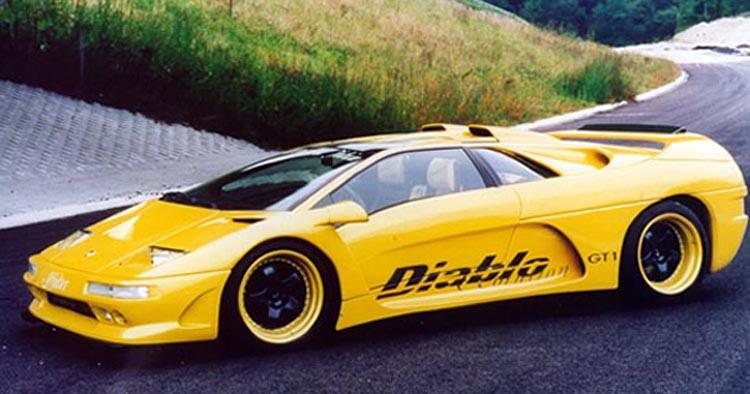 Gt Auto Sales >> 1997 Lamborghini Diablo Affolter Evolution GT-1 Pictures, History, Value, Research, News ...