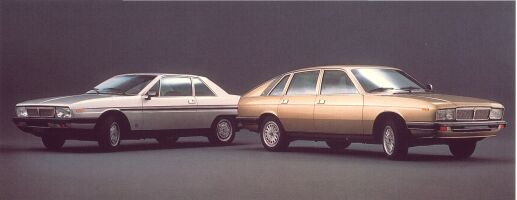 1976 Lancia Gamma pictures and wallpaper
