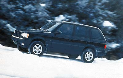 1999 Land Rover Range Rover pictures and wallpaper