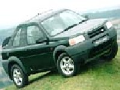 2001 Land Rover Freelander pictures and wallpaper