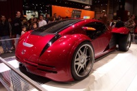Lexus Minority Report Concept