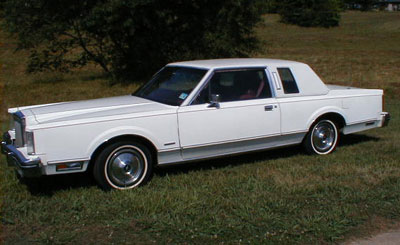 1981 Lincoln Town Car Image