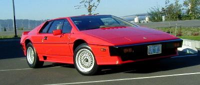 Lotus Esprit Turbo pictures and wallpaper