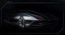 McLaren Reveals Further Details Of Bespoke 'Hyper-GT' Car
