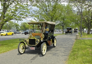 Ford Model T selected as the Honored Marque for the 2012 Hilton Head Island Motoring Festival & Concours d'Elegance