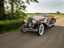 Auctions America At Auburn Fall - 1933 Duesenberg Model SJ