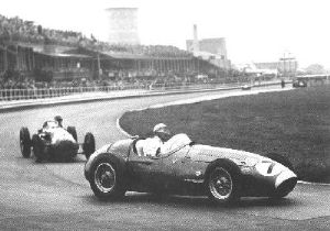 Officine Alfieri Maserati: 1954 Formula One Season