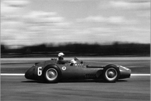 Officine Alfieri Maserati: 1956 Formula One Season