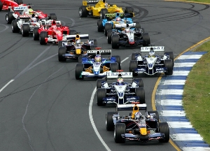 2005 Australian Grand Prix: Given Wings, Will Fly