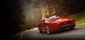 The New Aston Martin Vantage Range for 2012