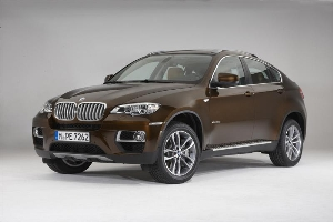 Unique - and now more exceptional than ever: the new BMW X6