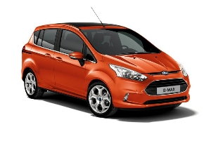Ford's All-New B-MAX to Showcase Unique Design and Unrivalled Technology at Geneva Motor Show