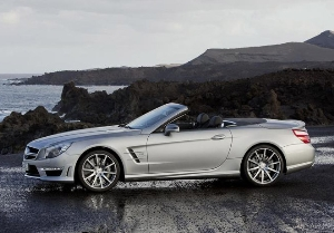 The new Mercedes-Benz SL 63 AMG - Lower Weight and Displacement, Higher Performance