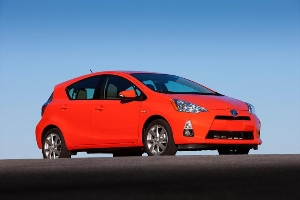 Toyota Announces Pricing for 2012 Prius c