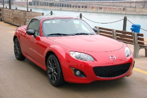MAZDA DEBUTS 2012 MX-5 MIATA SPECIAL EDITION AT CHICAGO AUTO SHOW