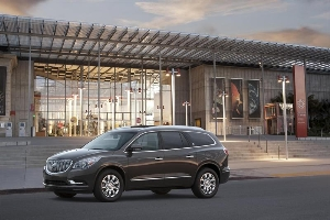 Buick Introduces the New 2013 Enclave