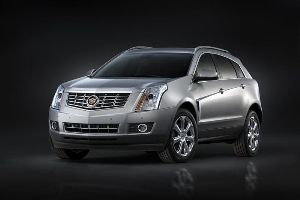 Cadillac Enhances Technology and Design on 2013 SRX
