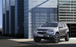 All-New Chevrolet Trailblazer Makes World Debut in Thailand
