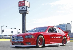 Dodge Brand Identity Returns in NASCAR with 2013 Dodge Charger