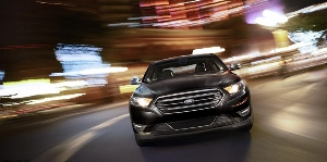 New Ford Taurus Delivers More Fuel Efficiency, Technology, Design Refinement and Even Better Driving Dynamics