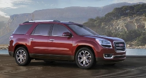 2013 Acadia Evolves the Original Three-Row Crossover